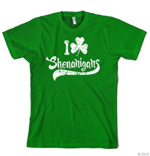 shenanigans shirt