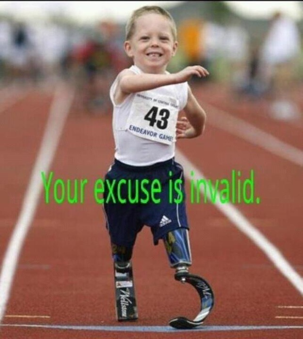 invalid excuse